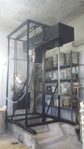 maquina de dispersion para pinturas. impermeabilizantes