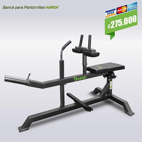 maquina de ejercicios para pantorrillas hardycr
