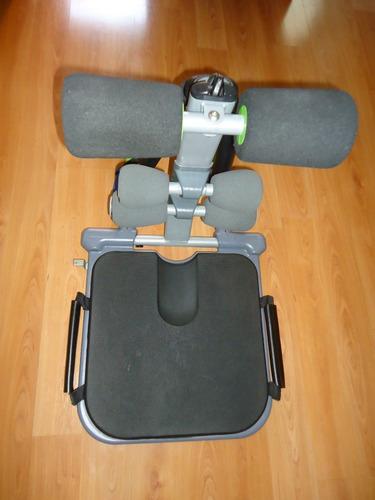 maquina de ejercicios total core