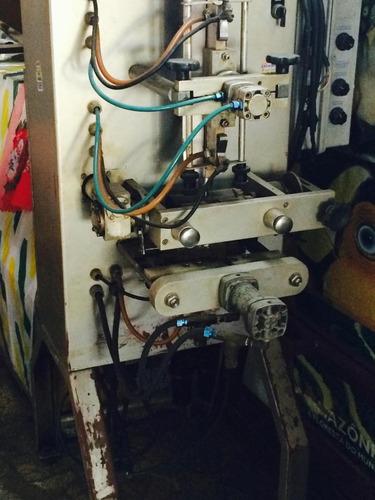 maquina de envasamento prepac p1800
