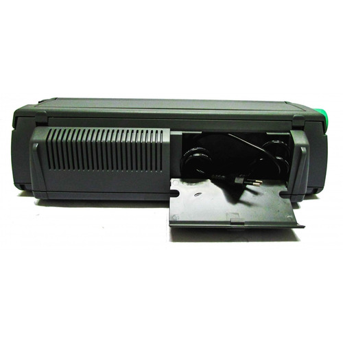 máquina de escrever eletrônica portátil facit t125 110v nova