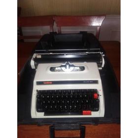 Máquina De Escribir  Brother Antigua