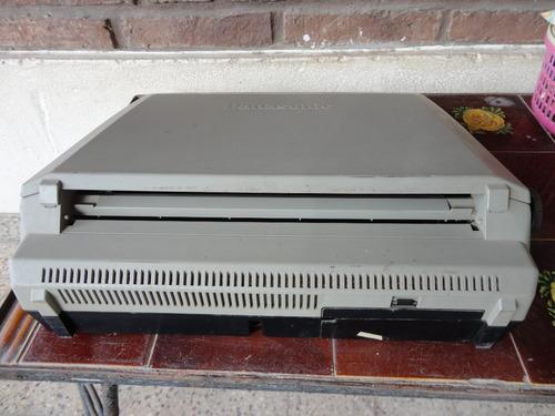 maquina de escribir antigua electrónica panasonic r305