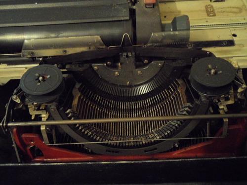 maquina de escribir electrica faci 100%opetativa carro 50 cm