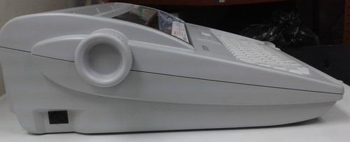 maquina de escribir electrica marca brother gx8750