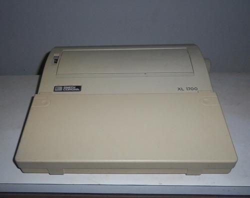 maquina de escribir eléctrica smith corona xl1700 reparar