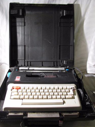 maquina de escribir olivetti lettera 36 de colección-ofertas