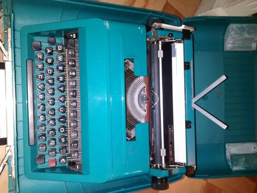 máquina de escribir olivetti studio 45