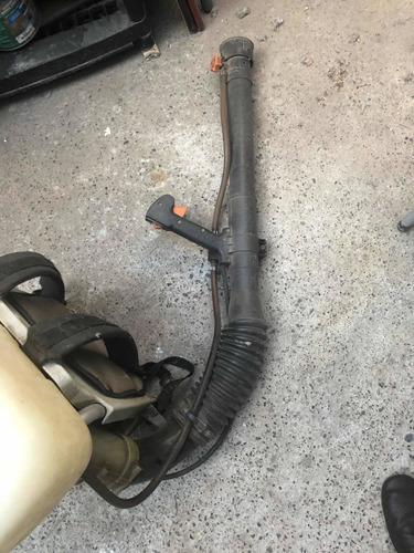 máquina de espalda stihl a motor sr 420