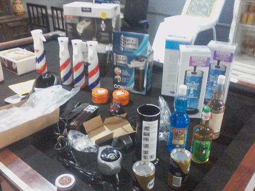 maquina de espuma quente barbearia barber shop latherking