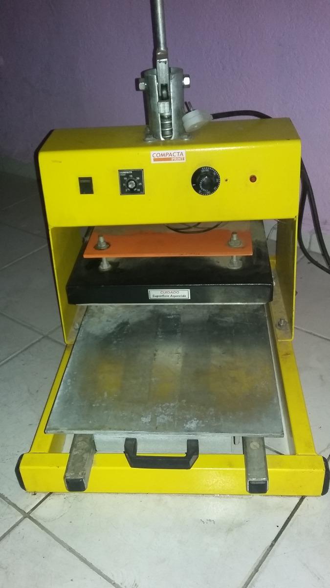 maquina de estampa compacta print. Carregando zoom. 5d03a5f4efc