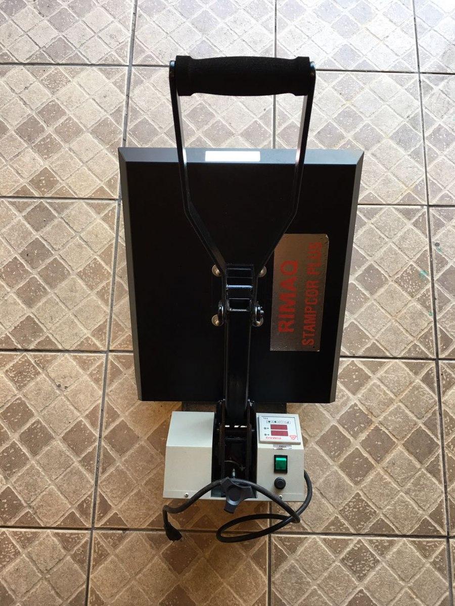 f286eed4d maquina de estampar camisetas rimaq (stampcor plus). Carregando zoom.