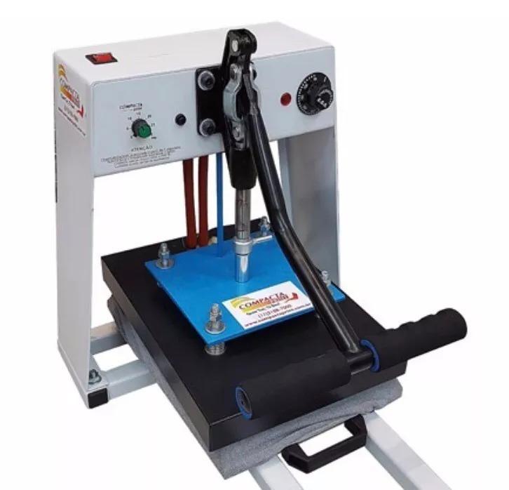 58bdebcfdbf98 Máquina De Estampar Camisetas.compacta Print R25s110v. Nova - R  1.600