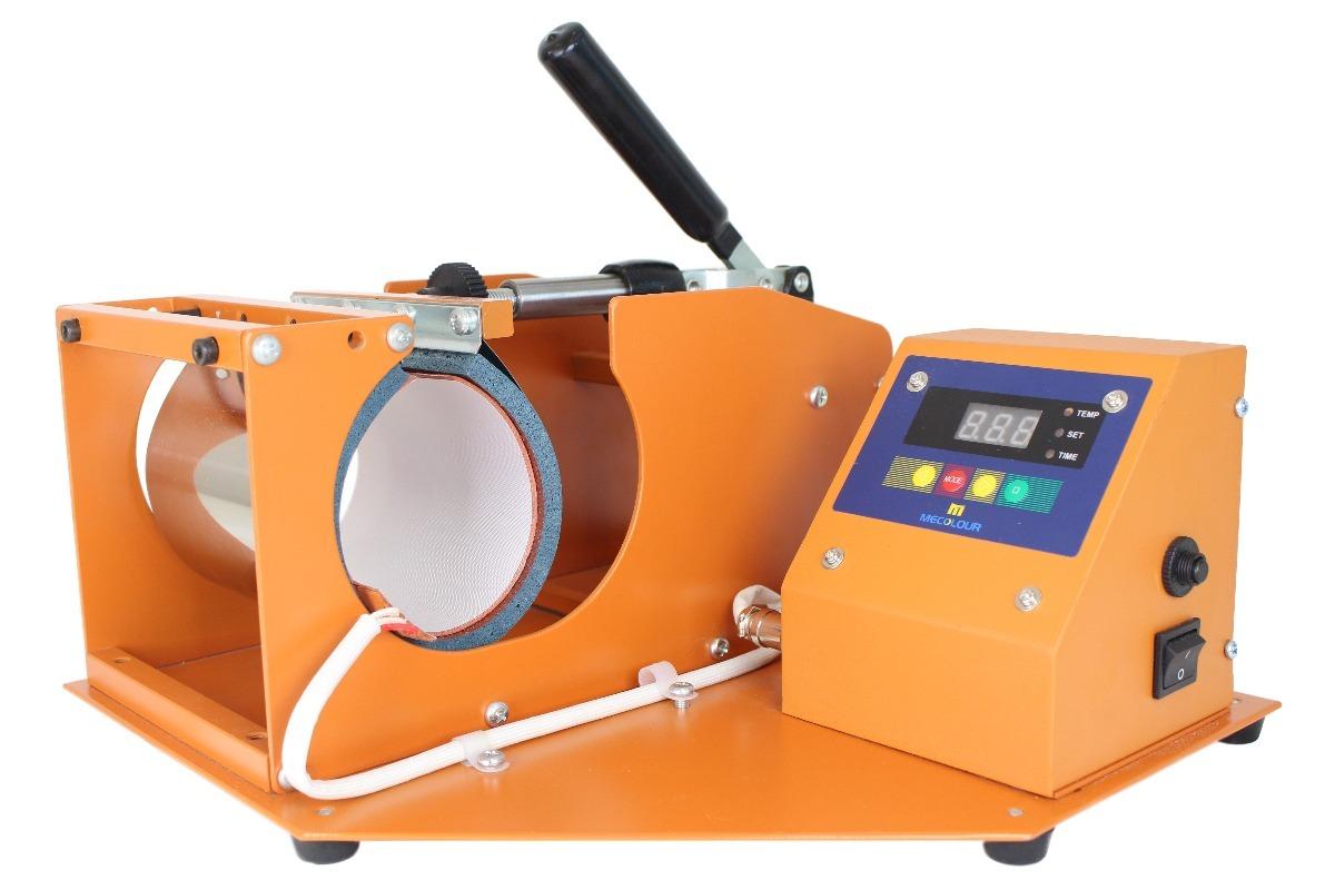 maquina de estampar canecas - sublimática 220v. Carregando zoom. 11506053e8d
