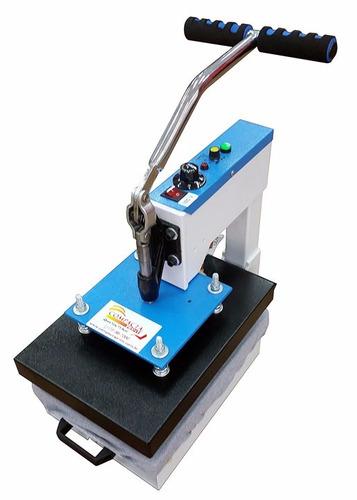 máquina de estampar p25, compacta print
