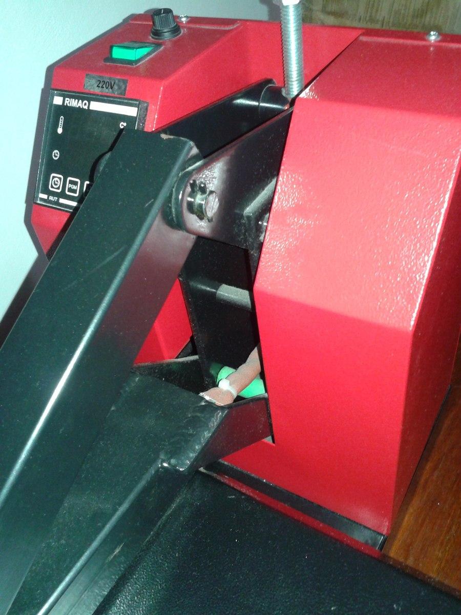 máquina de estampar stampcor plus - semi novo - uso 1 vez. Carregando zoom. 60f1284138116