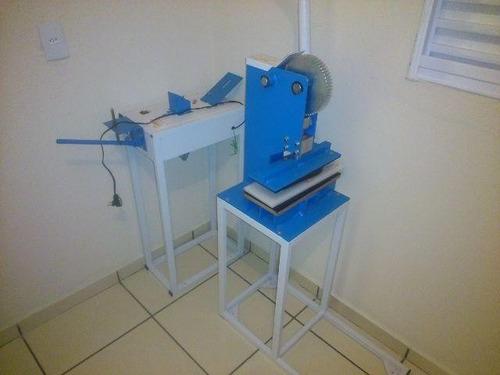 maquina de fabricar chinelos