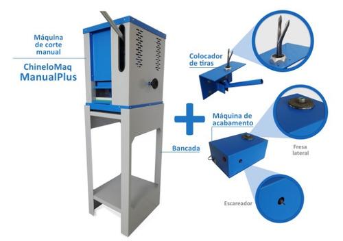 máquina de fabricar chinelos - chinelomaq