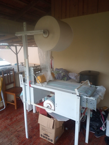 máquina de fabricar fraldas descartáveis
