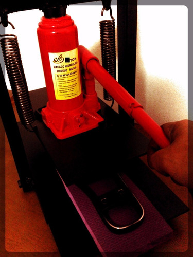 maquina de fazer chinelo completa com 15 facas corte duplo