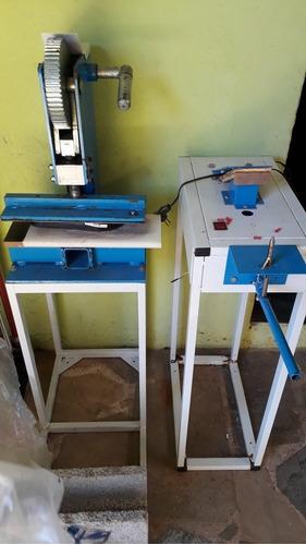 máquina de fazer chinelos e