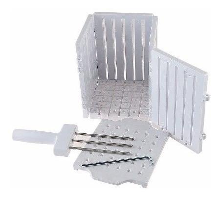 maquina de fazer espetinho completa - 36 unidades de espeto