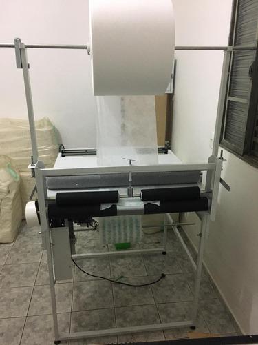 maquina de fazer fraldas automatica