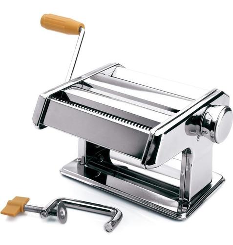 maquina de fazer macarrão caseira 4 tipos de massa dupla top