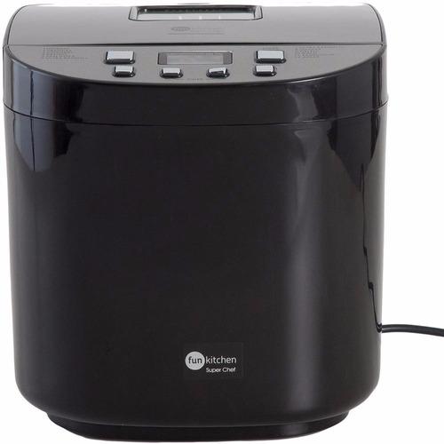 máquina de fazer pães panificadora eletrônica assador festas