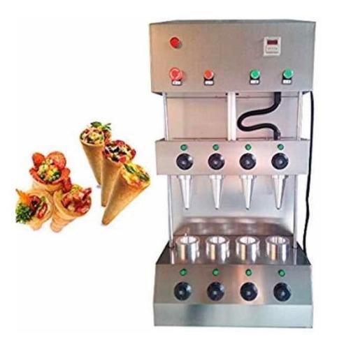 máquina de formación de cono de pizza