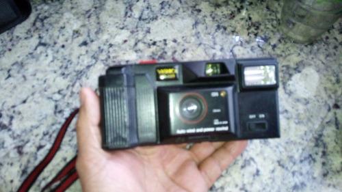 maquina de foto antiga aw 818 yashica md-135 otimo estado