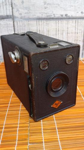 máquina de fotos antigua - agfa