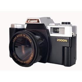 Maquina De Fotos Canon 2000 N  Fotografia (4731)
