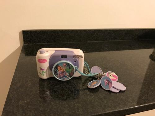 maquina de fotos de barbie juguete