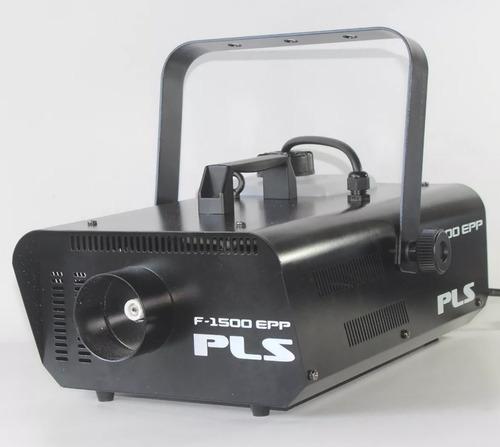 maquina de fumaça f-1500p epp f1500 110v pls + nf + garantia