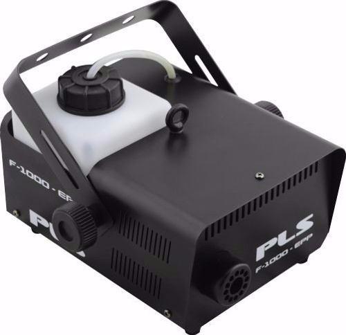 máquina de fumaça pls f-1000 - revenda autorizada