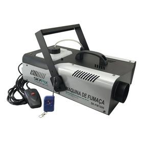 Máquina De Fumaça Skypix Sk Fm 1500w 110v Profissional