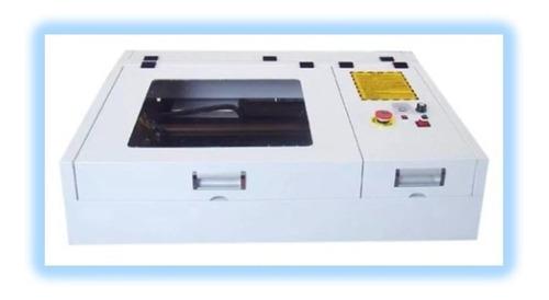 maquina de grabado laser y corte 50w, cnc co2 4040