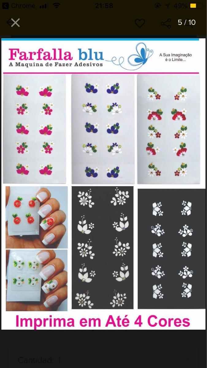 Fantástico Diseño De Uñas De La Máquina Ornamento - Ideas de Diseño ...