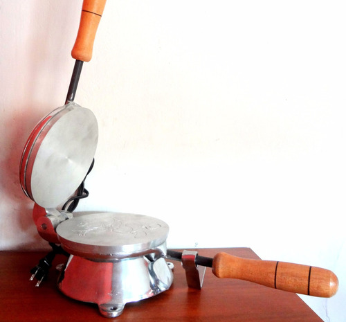 maquina de hacer obleas