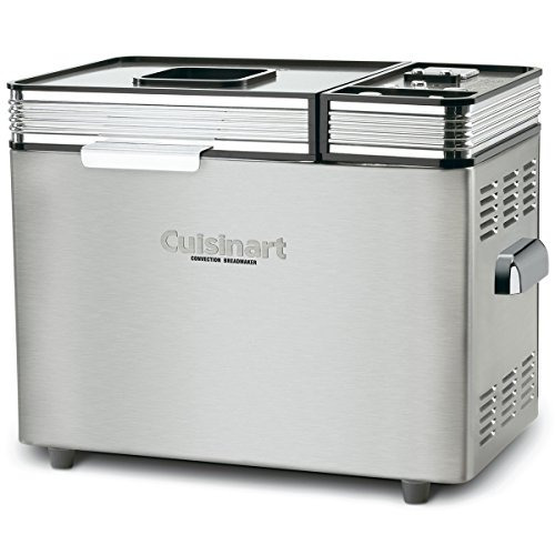 máquina de hacer pan cuisinart cbk kg