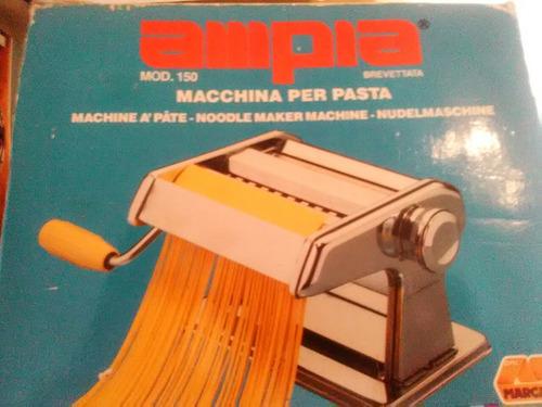 maquina de hacer pasta ampia marcato