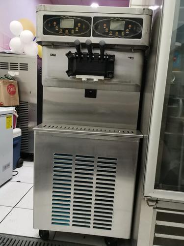 máquina de helado