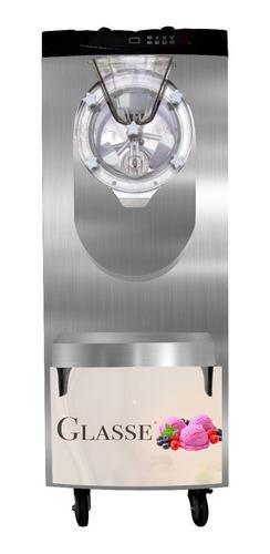 máquina de helado duro supreme glasse