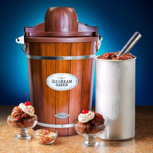 máquina de helados de 6 litros