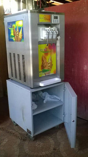 maquina de helados ice dux-ss628t $950.000 muy poco uso
