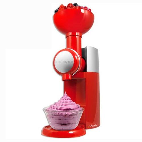 maquina de helados naturales yogurth congelado nuevo