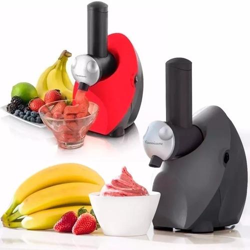 maquina de helados postres saludables connoiserve