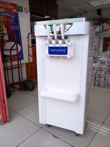 máquina de helados soft arévalo