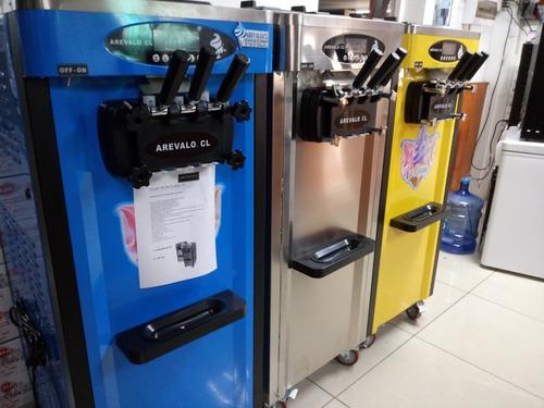 maquina de helados soft arévalo garantizadas